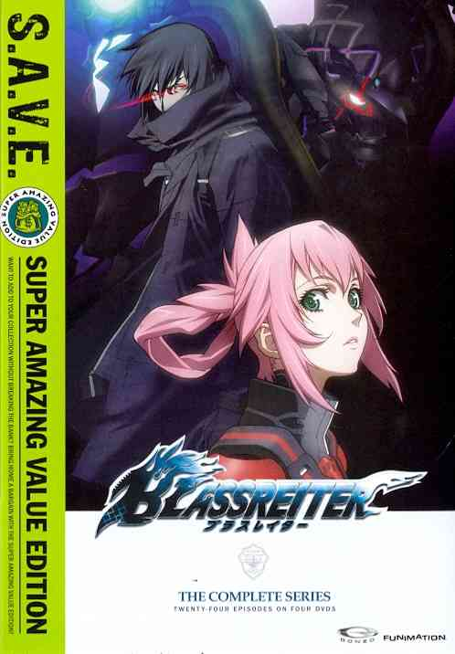 BLASSREITER:BOX SET (SAVE) BY BLASSREITER (DVD)
